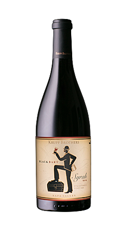 2014 Black Bart Syrah