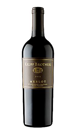 2015 Krupp Brothers Merlot Image