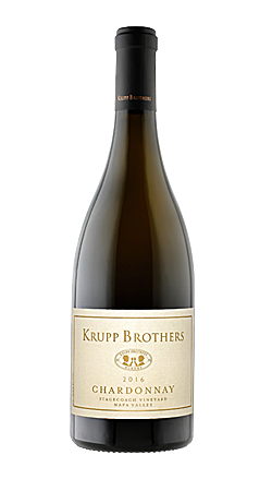 2016 Krupp Brothers Chardonnay Image