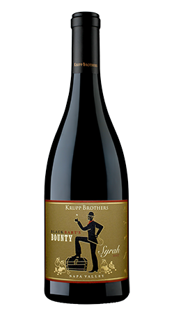 2017 Black Bart's Bounty Syrah