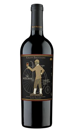 2016 The Wheelman Cabernet