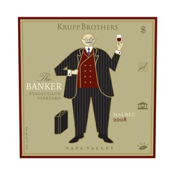 2008 The Banker Malbec