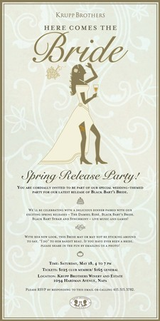 2019 Spring Release Party Ticket