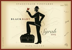 2003 Black Bart Syrah
