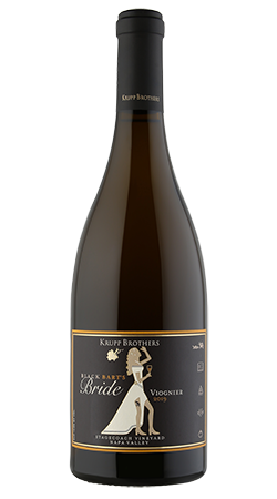 2019 Black Bart's Bride Viognier