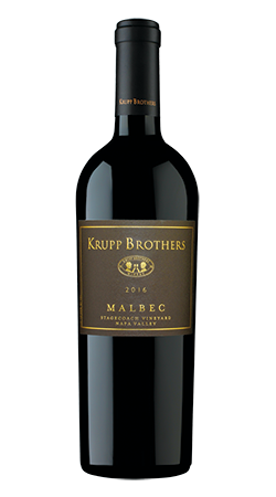 2016 Krupp Brothers Malbec