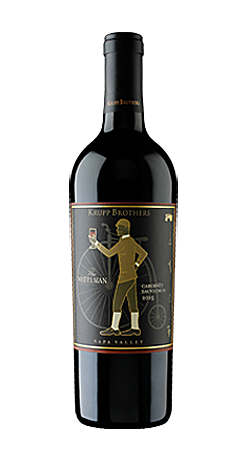 2015  The Wheelman Cabernet Image